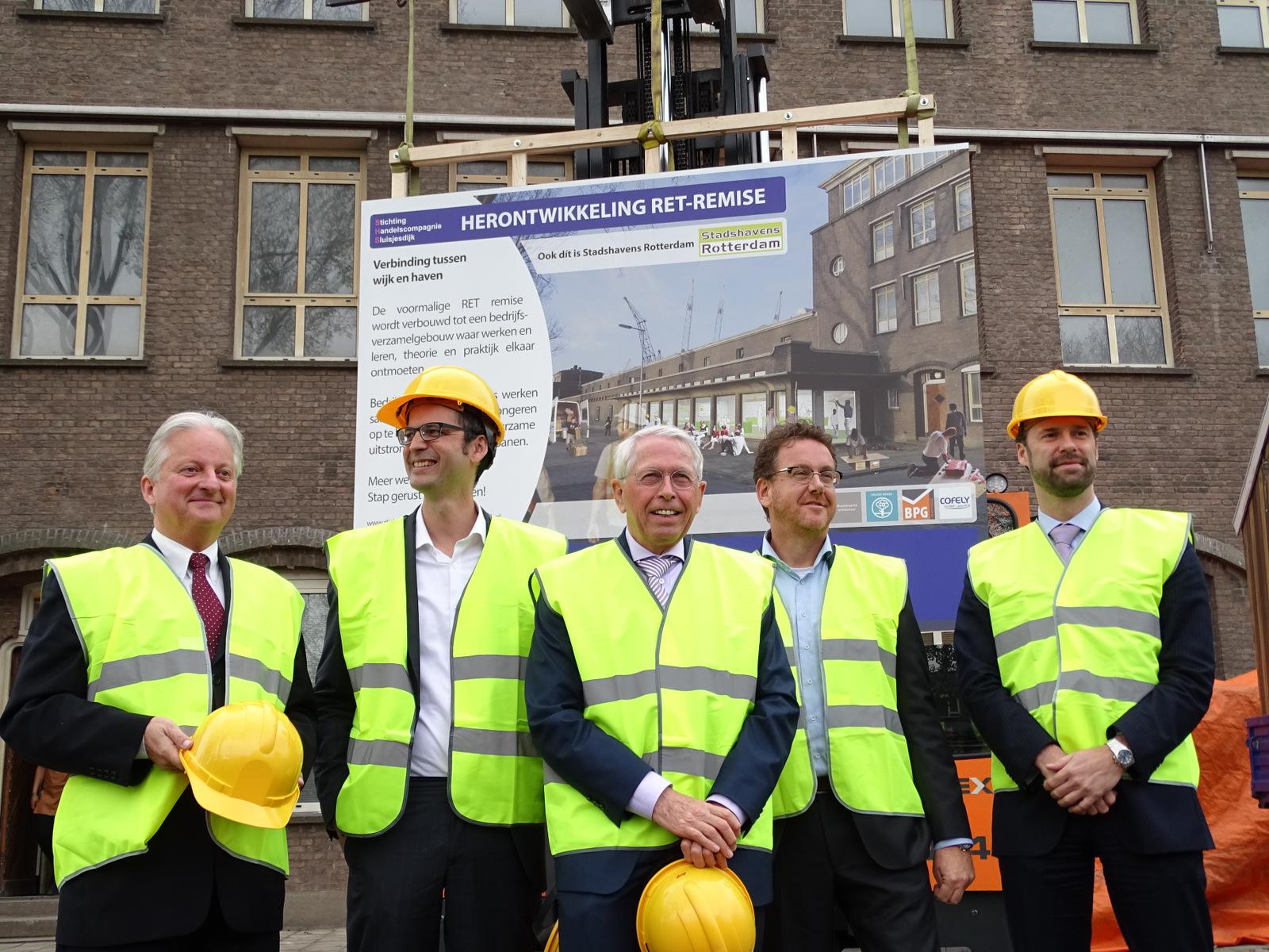 Stichting Handelscompagnie Sluisjesdijk